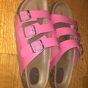 Call it spring sandals worn a handful of times.